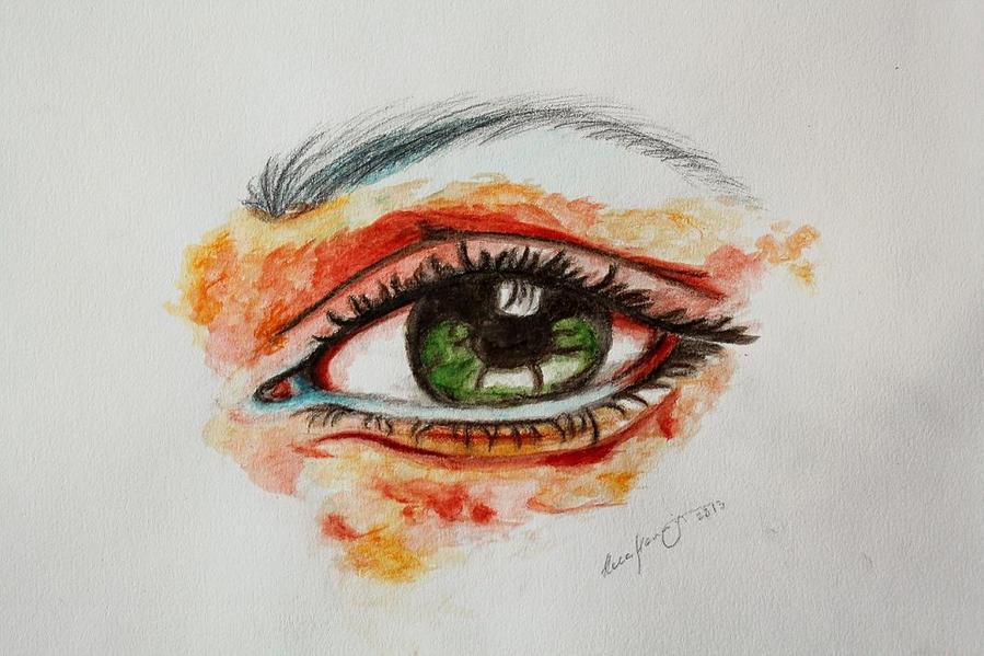 Eye No. 2 by LucaHennig