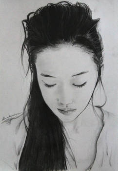 Yu Aoi - Portrait