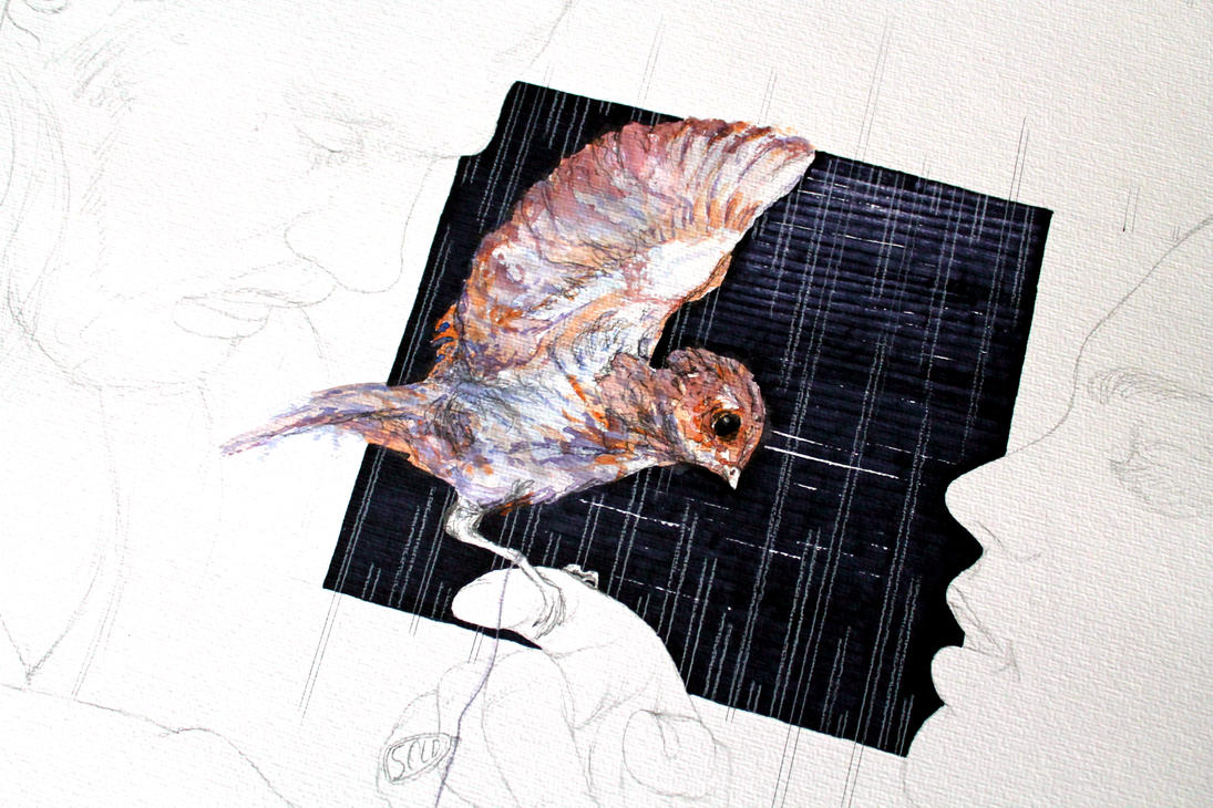 WIP / COCOON by LucaHennig