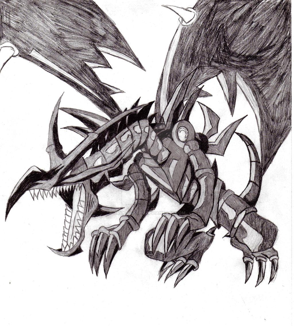 red eyes black dragon by jack kasshu on deviantart