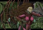 Queen of Blades - Kerrigan