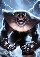Thanos by Aspersio