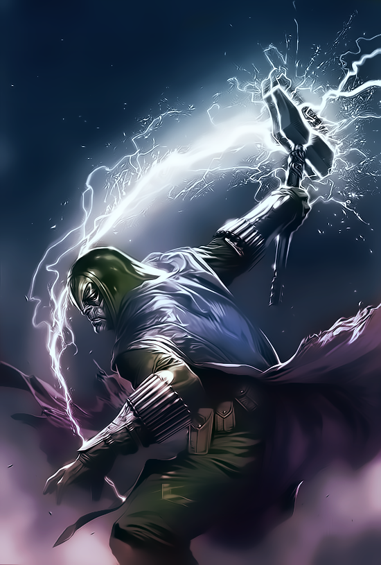 Ronan the Accuser by Aspersio