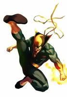 Iron Fist by Aspersio