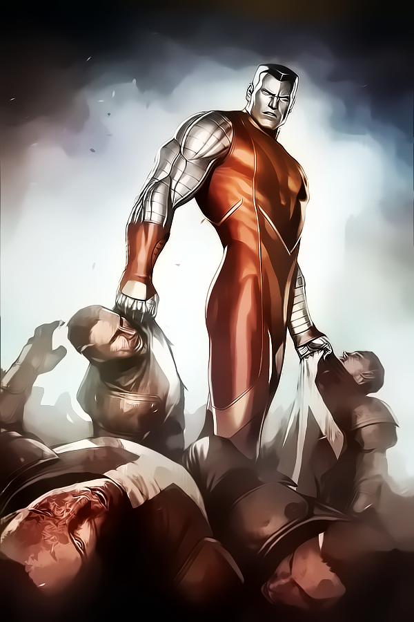 Colossus by Aspersio
