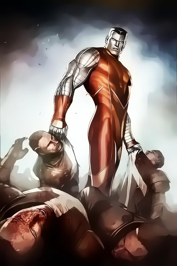 Colossus by Aspersio