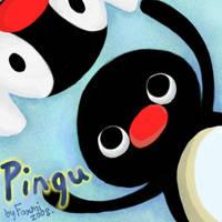 Pingu!! by Foxmi