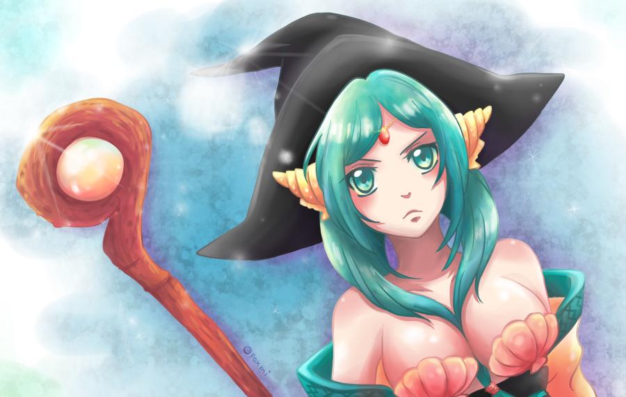 [ MAGI ] Magic Teacher !! by Foxmi