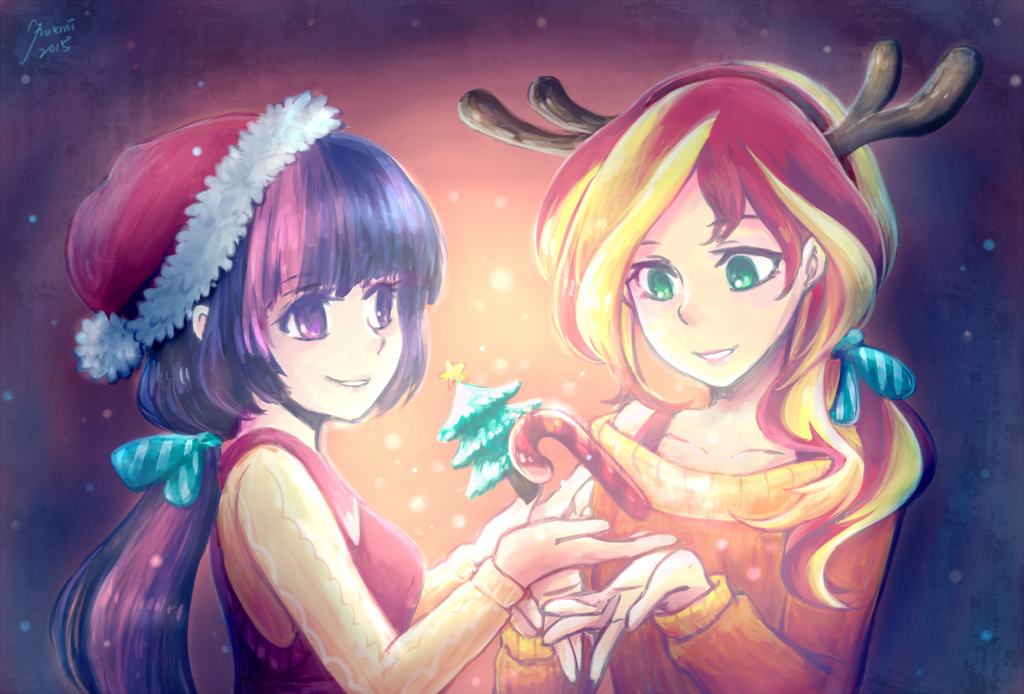 [ MLP ] Merry Christmas by Foxmi