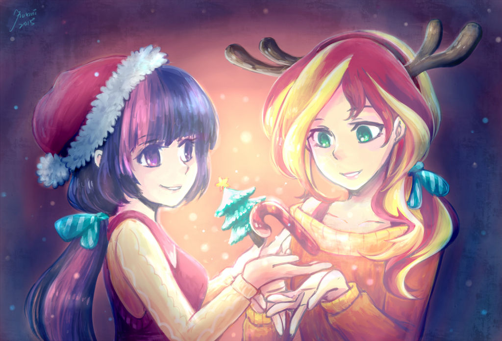 [ MLP ] Merry Christmas