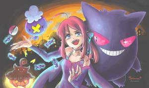 [ Pokemon ] Halloween GO !!