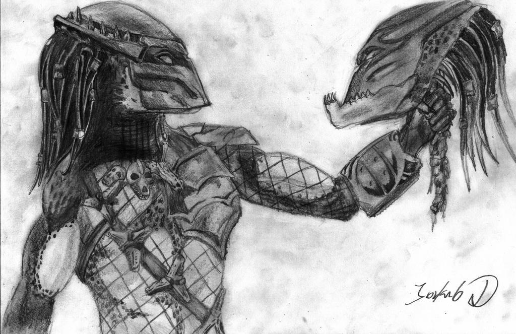 Wolf Predator vs Berserker predator by Predator607 on ...