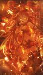 [Cover] Fire God by Ichigo-Miranda