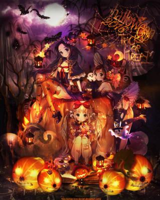 [Cover] [30.10.16] Halloween 2016! by Ichigo-Miranda