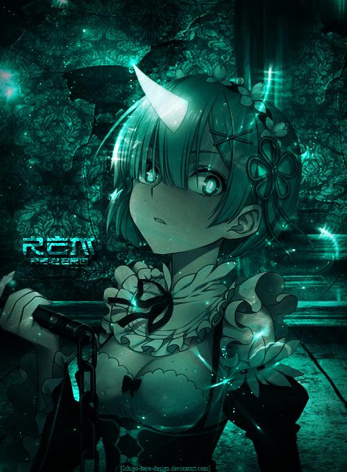 [Cover] [Nov.11.16] Rem (Re:Zero) by Ichigo-Miranda