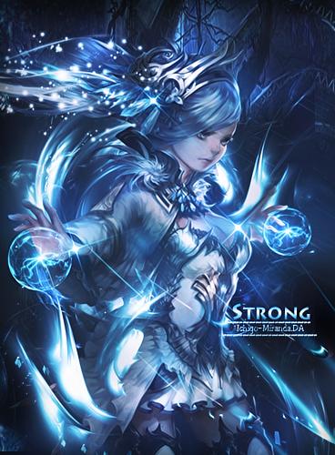 [Cover] [Jan.24.17] Strong by Ichigo-Miranda