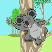 Oso Koala by HERNAN34