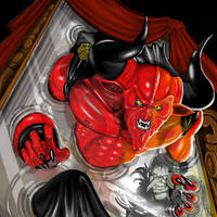 Leyenda Diablo by HERNAN34