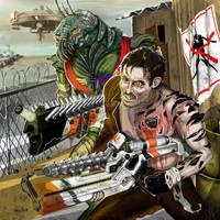 Distrito9 Alien Final by HERNAN34