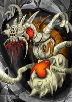 Akhris parasito 2 by HERNAN34