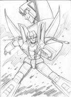 STARSCREAM SKETCH by dovianax