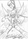 STARSCREAM SKETCH