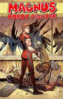 Magnus Robot Fighter cover