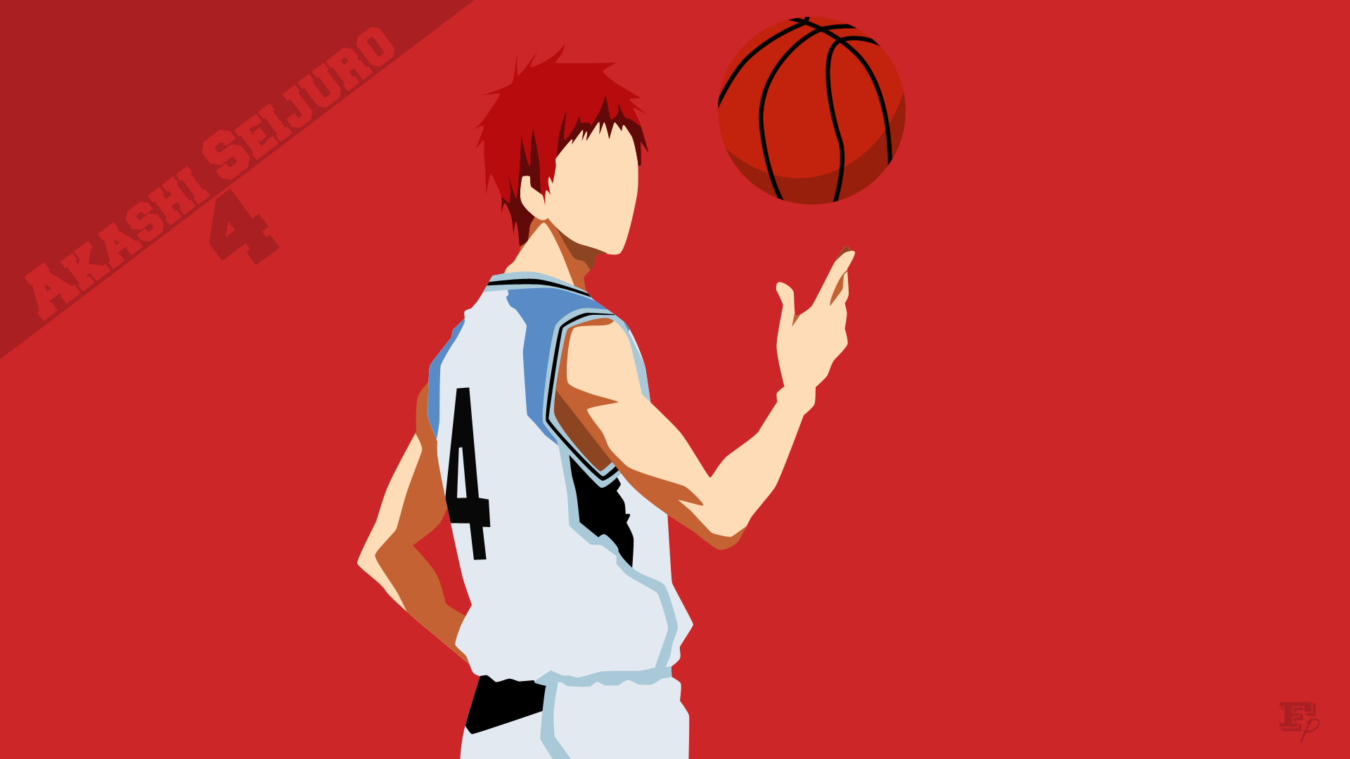 Kuroko no Basuke Akashi Seijuro HD 4K Wallpaper for PC by