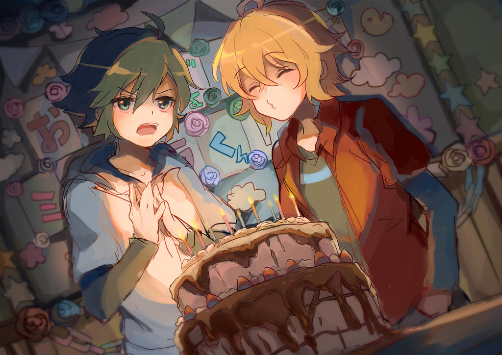 Happy Ending by Kagura-Kurosaki