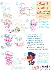 HOW TO CHIBI .TUTORIAL by Kagura-Kurosaki