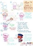 HOW TO CHIBI .TUTORIAL