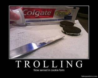 Oreo Toothpaste Prank by trolltrollingtroll