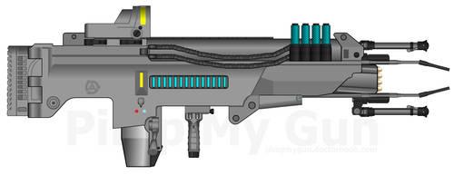 Arc Gun by trolltrollingtroll