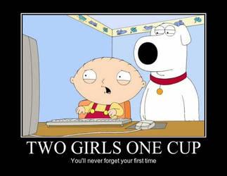 Two Girls One Cup by trolltrollingtroll
