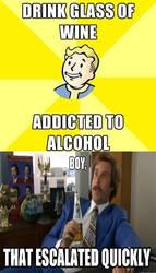 Bullshit Addiction System by trolltrollingtroll
