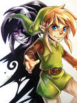 Link VS Shadow Link