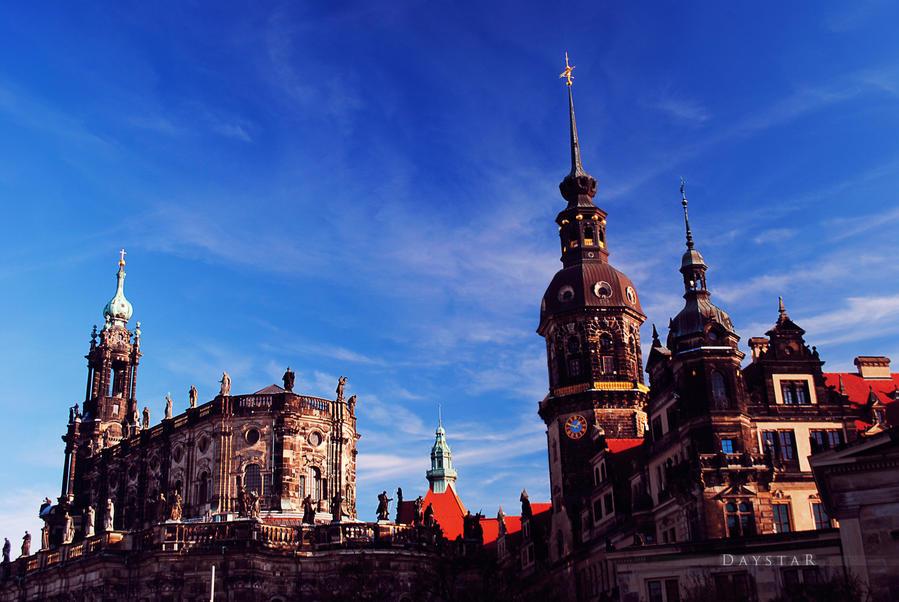 Dresden by Daystar-Art
