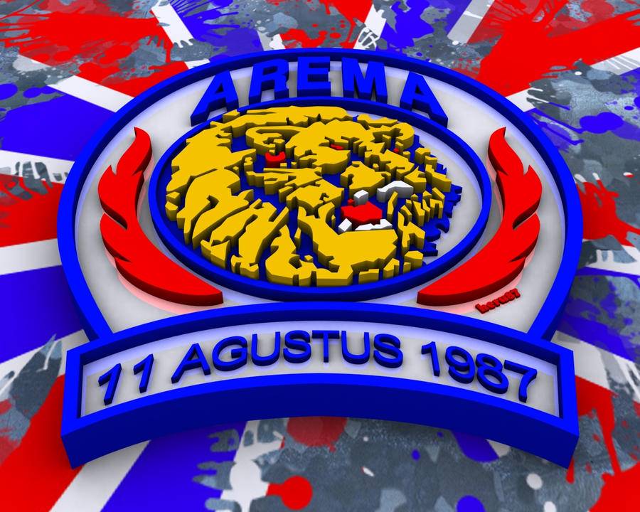 Download Wallpaper Logo Arema Indonesia Napoleons Ru Gambar