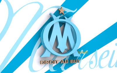 Olympique Marseille by heru87