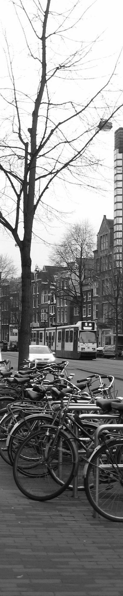 Street, bikes... of Amsterdam by Muze-hic