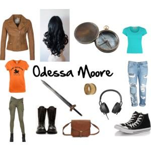 Odessa Moore Wardrobe by PJOfan22