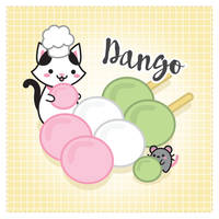 Dango by HikarieKuroi