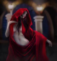 Red robe 2