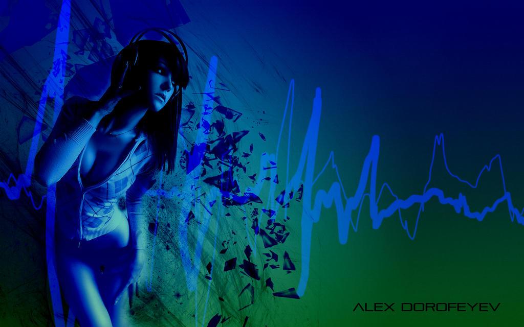 This is REAL GRAPHIC DESIGN KIDDIES Girl_listening_to_music___alex_dorofeyev_by_alexdorofeyev-d63wrj7
