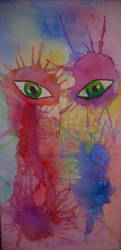 Splatter by Evanescentgreen