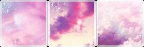 pink sky by DaytimeDeer