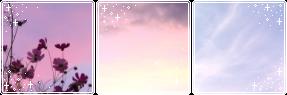 flowers n sky by DaytimeDeer