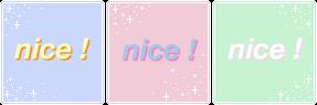 nice! by DaytimeDeer