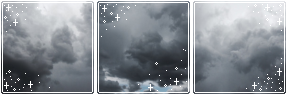 rain cloudes by DaytimeDeer
