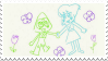 Lapidot stamp by Catatombi